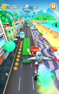 Bus Rush 2: Subway Run Screenshot