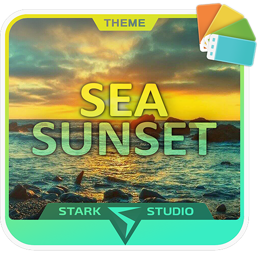 Theme Xp - SEA SUNSET