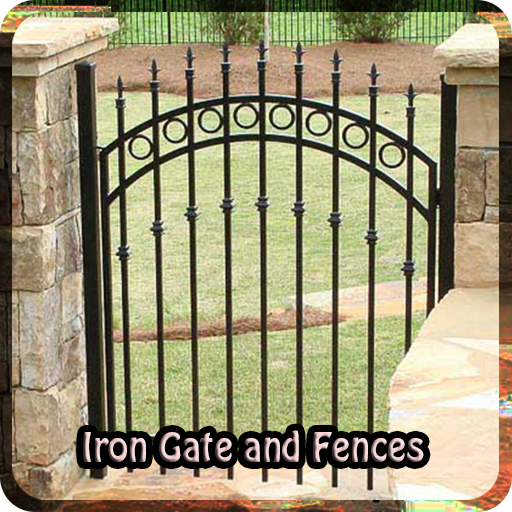 Iron Gate and Fences