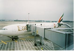 Photo: Düsseldorf-Dubai-Mumbai