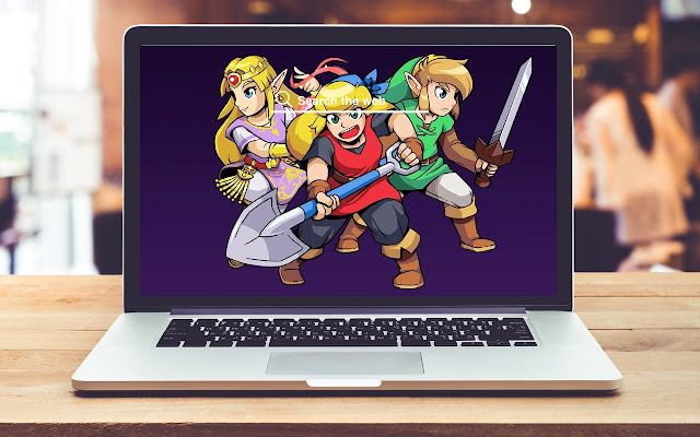 Cadence of Hyrule HD Wallpapers Game Theme