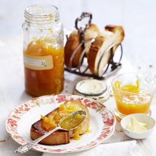 Mandarin Orange Jam.
