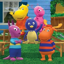 Photo: os Backyardigans