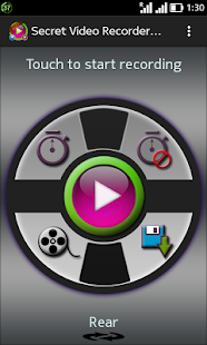 Secret Video Recorder Pro screenshot