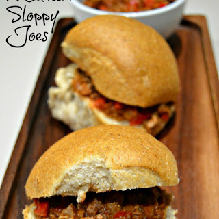 Low Fat Mexican Sloppy Joes – Day 2