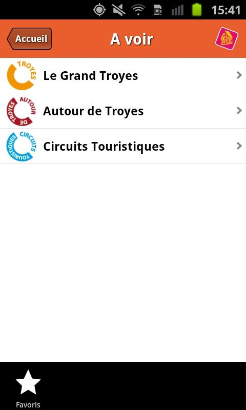 C'nV Troyes en champagne- screenshot