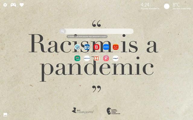 Anti-racism Wallpapers HD