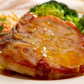 Honey Mustard Pork Chops.