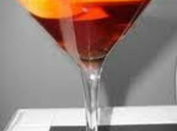 Candy Apple Martini Recipe