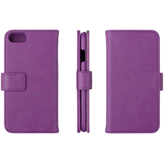 Key Premium Magnet Wallet iPhone 7/8 Lila