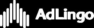 AdLingo logo white