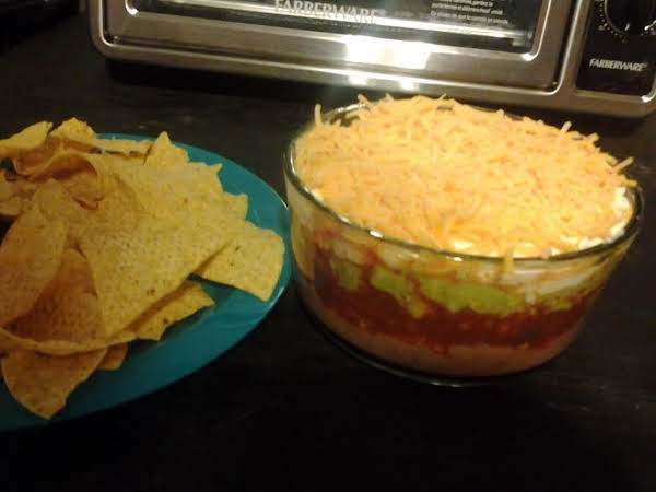 Five Layer Dip Recipe