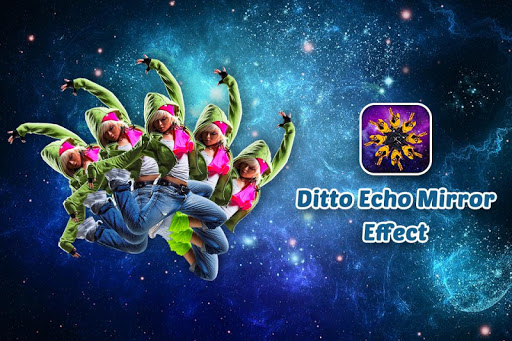 Ditto Echo Mirror Magic: Best Mirror Magic Editor 1.0 screenshots 3