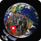Live Earth Map & Navigation: Street View Live New