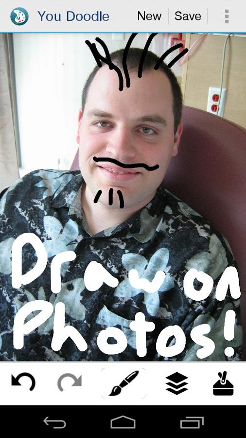 You Doodle Pro: Draw on Photos Android 5