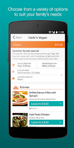 Taro - food and meal delivery screenshot 1