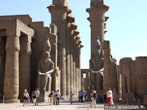 Photo: Luxor temploma