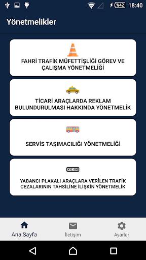 Trafik Ceza Rehberi 2018 screenshot 5