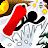 Snowboard de Coins logo