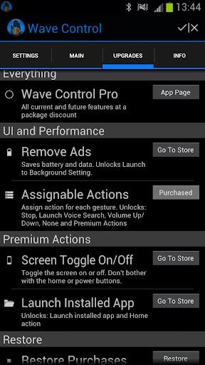 Wave Control 3.02.4 screenshots 4