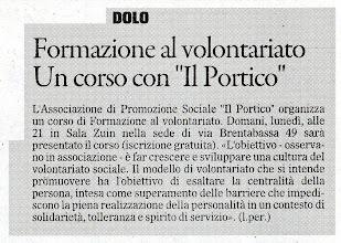 Photo: Il Gazzettino di Venezia (21.04.2013)