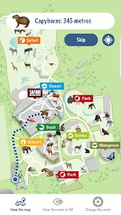 Burgers' Zoo Map 4