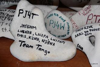 Photo: Piedra dejada por PJ4T - Team Tango