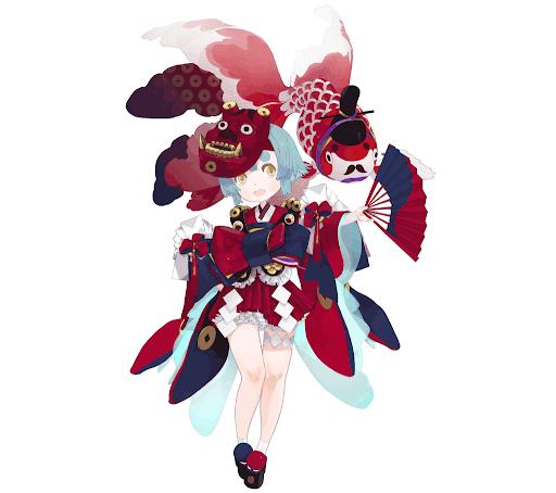 金魚姫覚醒前