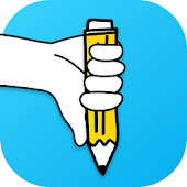 Happy Draw -  AI Guess Drawing Game icon