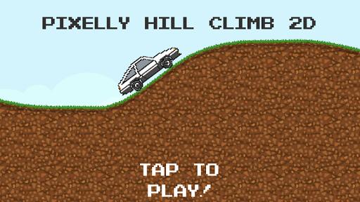 Pixelly Hill Climb Race 2D
