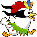 Ninja Chicken Ooga Booga icon