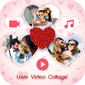 Love Video Collage Maker / Editor