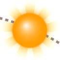 Sun Position, Sunrise, and Sunset icon