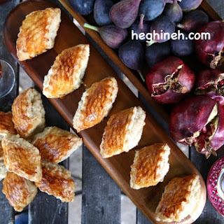 Armenian Gata with Puff Pastry