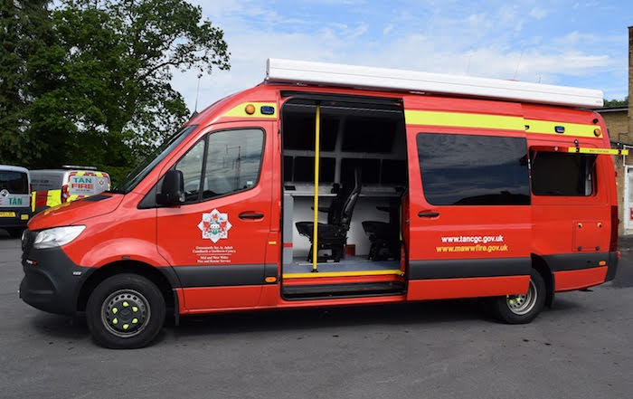 New incident command unit to hit the streets