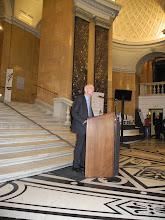 Photo: S. E. Stéphane GOMPERTZ Ambassadeur de France en Autriche.