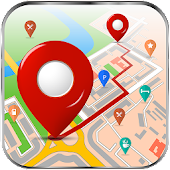 GPS Maps, Directions & City Guide