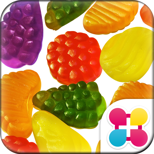 Cute Wallpaper Candy Fruits Icon
