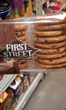 Photo: First Street chocolate chip cookies save the day!