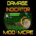 Damage Indicator Addon for Minecraft PE icon