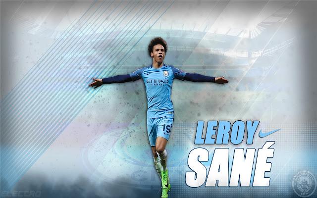 leroy sane Themes & New Tab
