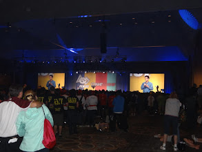 Photo: opening ceremonies