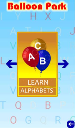 ud83cudf88Balloon Park - Learn English Alphabets & Numbers android2mod screenshots 2