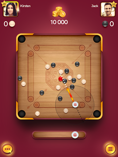 Carrom Pool: Disc Game apkpoly screenshots 11