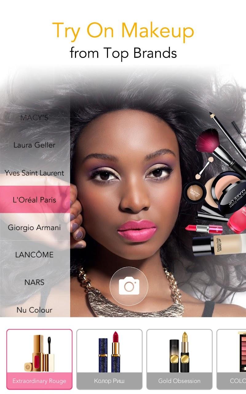 YouCam Makeup - Magic Selfie Makeovers Screenshot 17