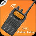 Free WiFi  Walkie Talkie:Mobile Bluetooth Speaker icon