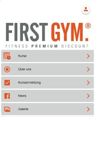 firstgym - náhled