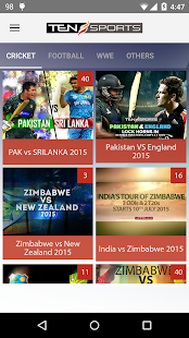 App Tensports APK for Kindle