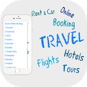 Online Booking- Airline Tickets, Hotels , Cars...