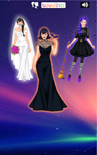 ☗ Sweet Vampire Wedding dress up❤ 1